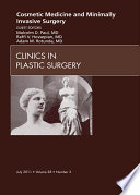 Cosmetic Medicine And Surgery An Issue Of Clinics In Plastic Surgery E Book Book PDF