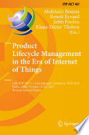 Product Lifecycle Management in the Era of Internet of Things