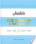 Jude s Ice Cream   Desserts