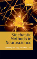Stochastic Methods in Neuroscience
