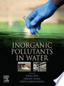 Inorganic Pollutants in Water