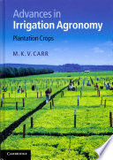 Advances in Irrigation Agronomy Book