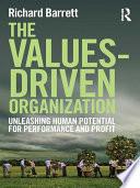 The Values Driven Organization