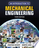 An Introduction To Mechanical Engineering Book PDF