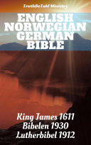 English Norwegian German Bible