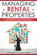 Managing Rental Properties