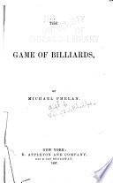 The Game of Billiards Book PDF