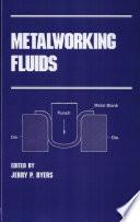 Metalworking Fluids Book
