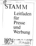 Leitfaden F  r Presse und Werbung Book
