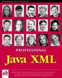 Professional Java XML