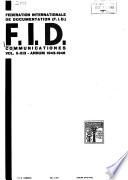 F.I.D. communicationes