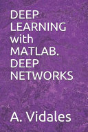Deep Learning With Matlab Deep Networks Book PDF