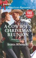 A Cowboy's Christmas Reunion
