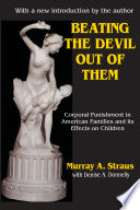 Beating the Devil Out of them Book