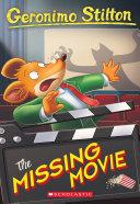 Pdf The Missing Movie (Geronimo Stilton #73)
