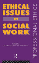 Ethical Issues in Social Work Pdf/ePub eBook
