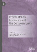 Pdf Private Health Insurance and the European Union Telecharger