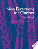 New Directions for Clarinet