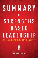 Summary of Strengths Based Leadership