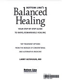 Bottom Line s Balanced Healing