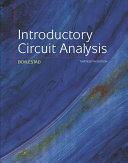 Pdf Introductory Circuit Analysis Telecharger