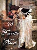 25 Favorite Novels