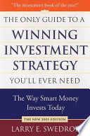 The Only Guide to a Winning Investment Strategy You ll Ever Need Book