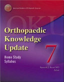 Orthopaedic Knowledge Update 7