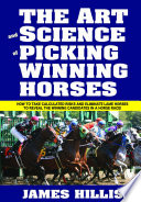 Art   Science of Picking Wining Horses Book