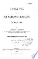 Abeokuta And The Camaroons Mountains