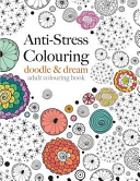 Anti Stress Colouring  Doodle   Dream
