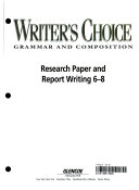 Writers Choice Research Papers and Report Writing