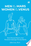Men Are from Mars, Women Are from Venus Cover baru ISBN LAMA