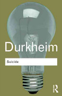 Suicide  Social causes and social types