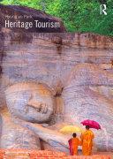 Heritage Tourism Book