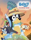 Bluey Coloring Book