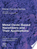 Metal Oxide Based Nanofibers and their Applications Book