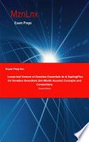 Exam Prep for: Loose-leaf Version of Genetics Essentials 4e ...