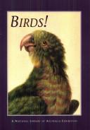 Birds! National Library of Australia Exhibition