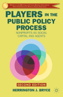 Players in the Public Policy Process