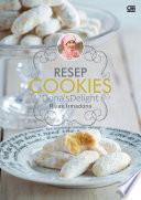 Resep Cookies Dona'S Delight