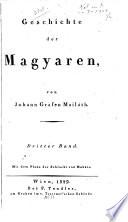 Geschichte der Magyaren