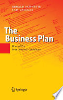 The Business Plan PDF Book
