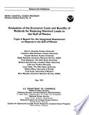Report for the Integrated Assessment on Hypoxia in the Gulf of Mexico