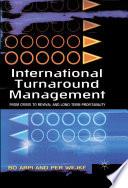 International Turnaround Management