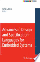 Advances in Design and Specification Languages for Embedded Systems  : Selected Contributions from FDL'06