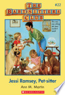 Baby Sitters Club  22  Jessi Ramsey  Pet sitter
