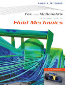 Fox and McDonald s Introduction to Fluid Mechanics  8th Edition