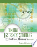 Formative Assessment Strategies for Every Classroom