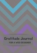 Gratitude Journal for a Web Designer